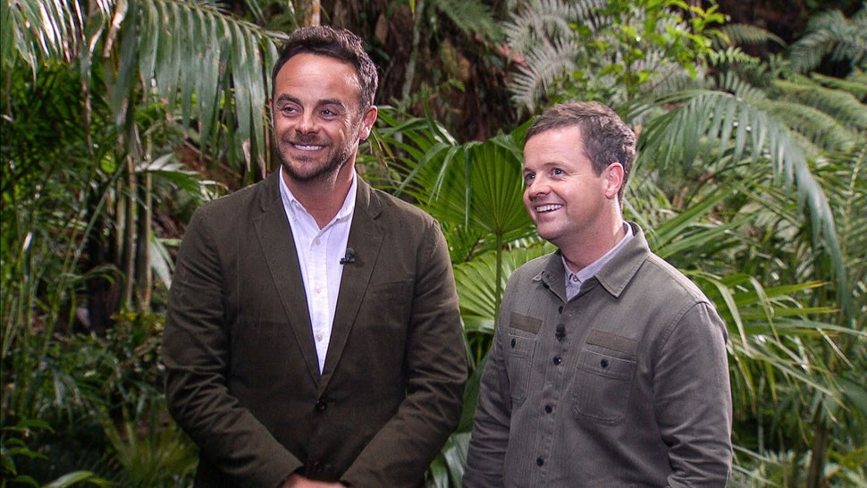 Ant and Dec on I'm A Celebrity Get Me Out Of Here