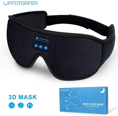 WATOTGAFER Music Sleep Mask