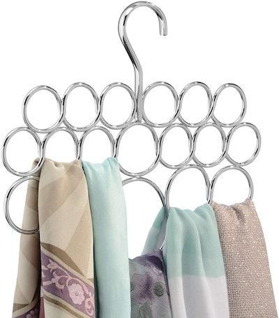 iDesign Axis Metal Loop Scarf Hanger