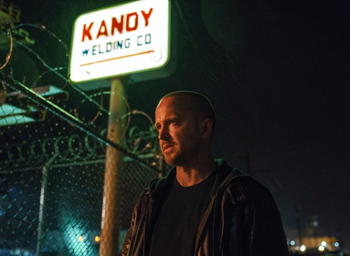 Aaron Paul as Jesse Pinkman in El Camino: A Breaking Bad Movie