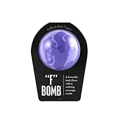 """Da Bomb""""f"""" Bomb Bath Fizzer"""
