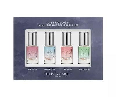 Women's Olivia Care Astrology Fragrance 4pc Gift Set