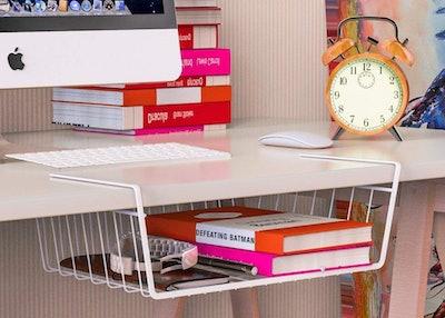 iSPECLE Under Shelf Basket (4-Pack)