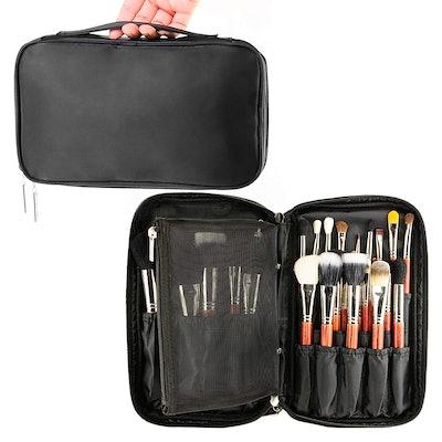 MONSTINA Professional Makeup Brush Organizer
