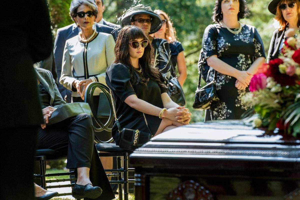 Laura Tandy on The CW's 'Nancy Drew'