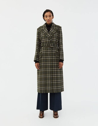 Tailored & Belted Overcoat