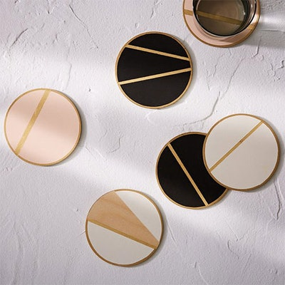 The Vintage Vogue Linea Coasters