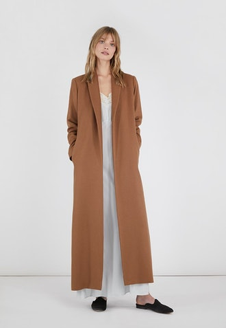 The Chloe Long Duster Coat