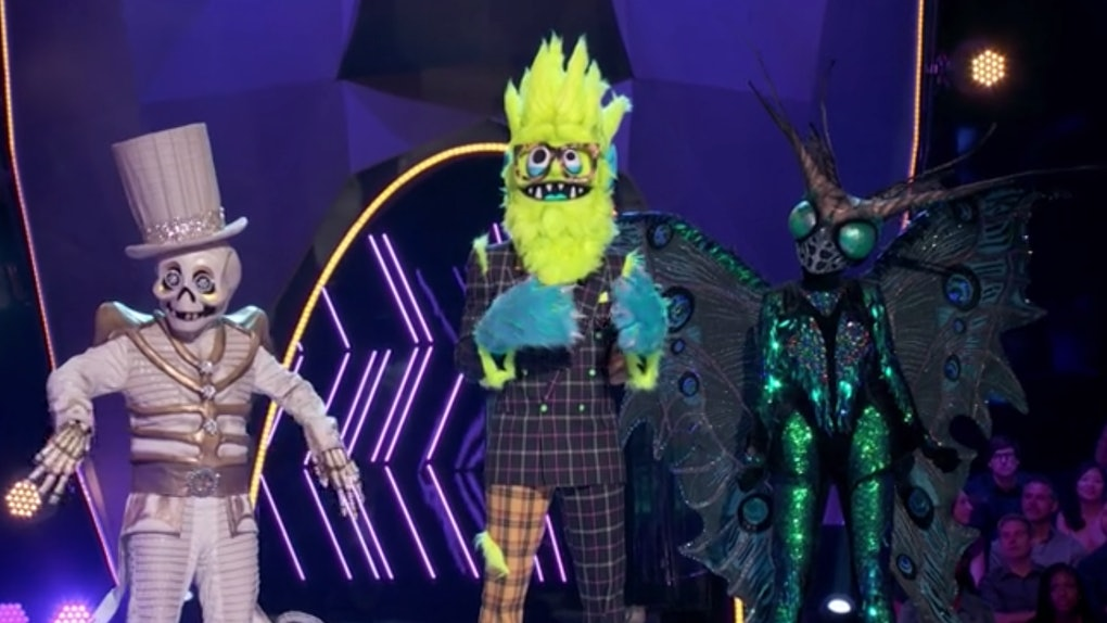'The Masked Singer' character won't appear on Fox on Oct. 30