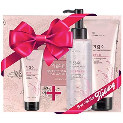 The Face Shop Rice Water Face Wash Set