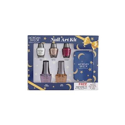 Morgan Taylor Holiday Nail Art Kit