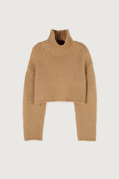 Turtleneck Sweater 3581