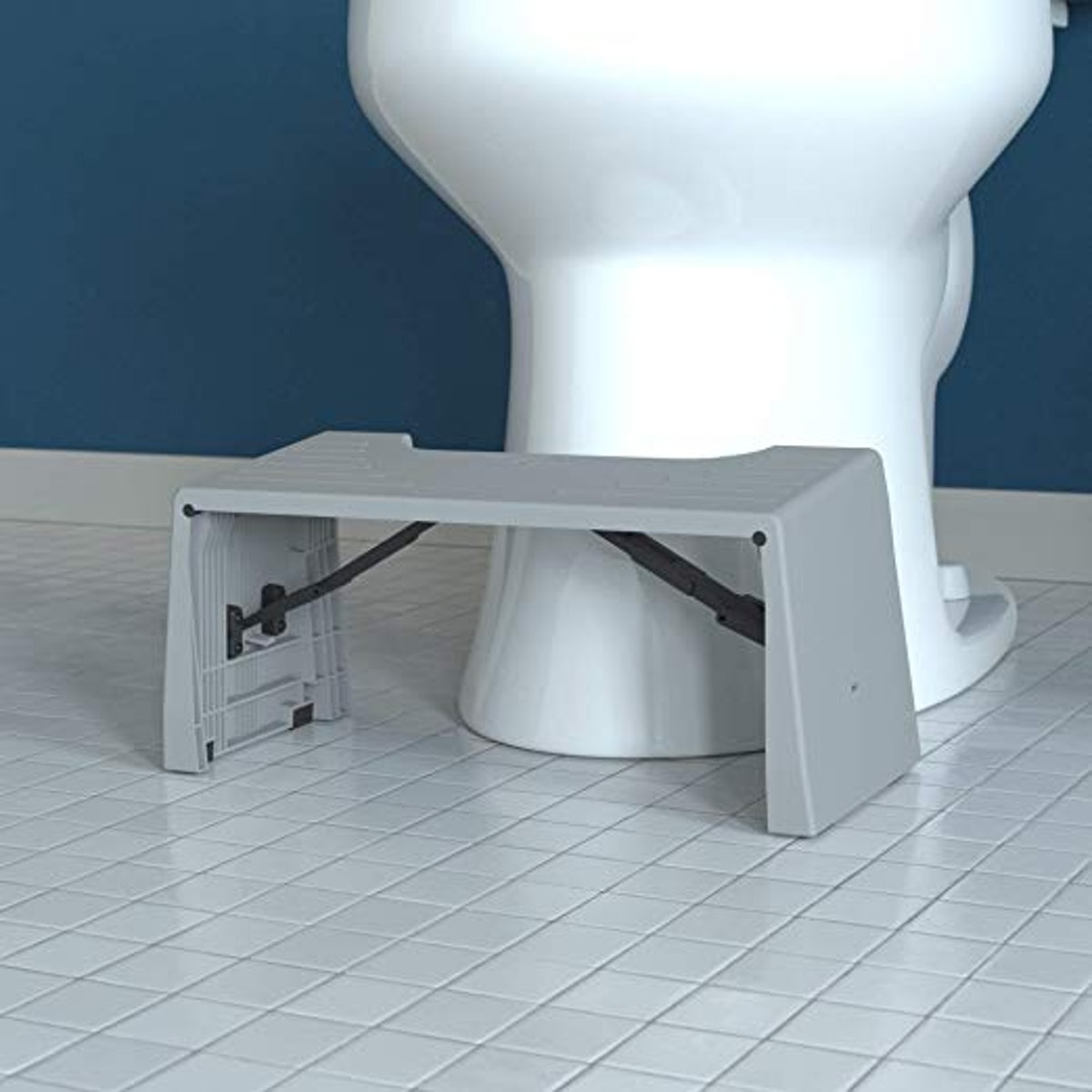 Squatty Potty Porta Traveler Foldable Toilet Stool