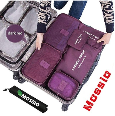 Mossio Compression Packing Cubes (7-Pack)