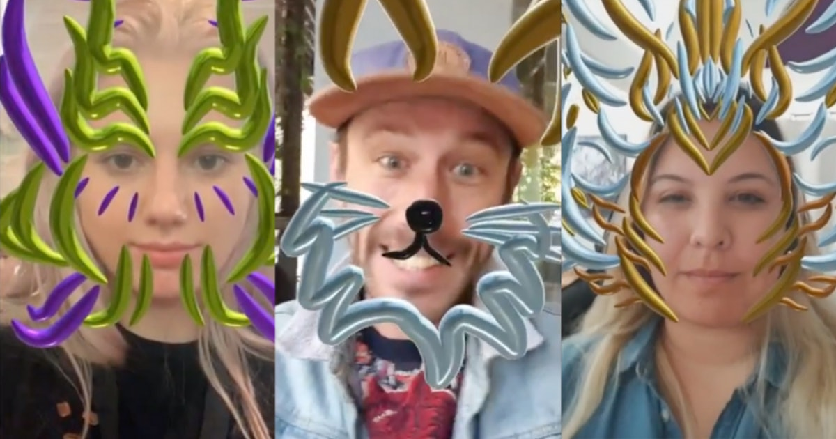 Snapchat's New 3D Paint Feature Will Help You Take Super Creative Selfies