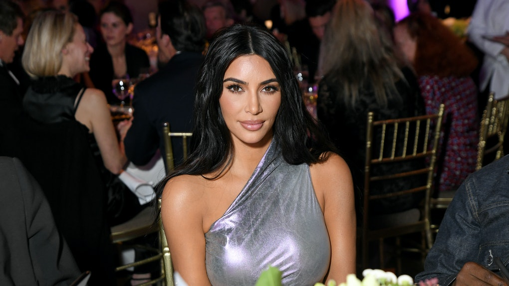 Kim Kardashian West hinted she'll be acting with Jennifer Lopez