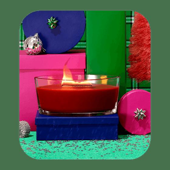 Cinnamon Chai WoodWick Candle