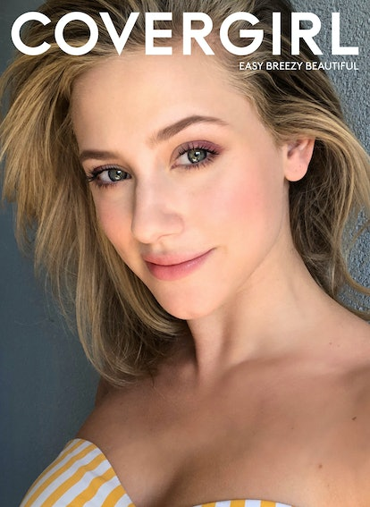 Lili Reinhart is the newest CoverGirl