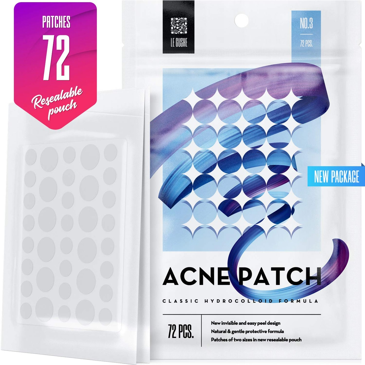 Acne Pimple Master Patch (72-Pack)