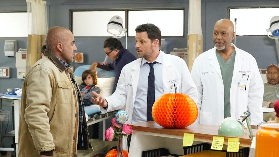 "'Grey's Anatomy' Halloween Episodes Include Season 16's ""Whistlin' Past The Graveyard"""
