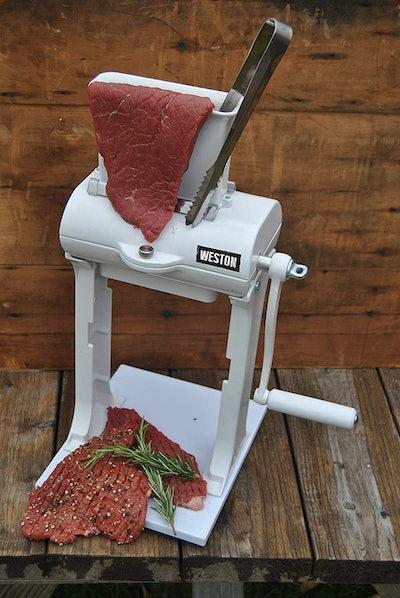 Weston Manual Heavy-Duty Meat Cuber & Tenderizer