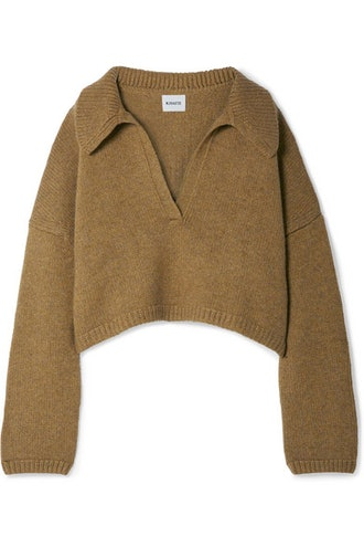 Shelly Oversized Cashmere Sweater