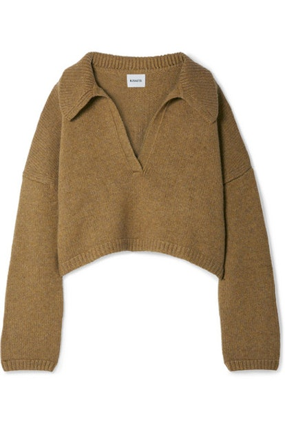 Shelly Oversized Cashmere Sweater