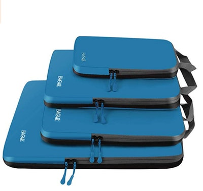 BAGAIL Compression Packing Cubes (4-Piece Set)