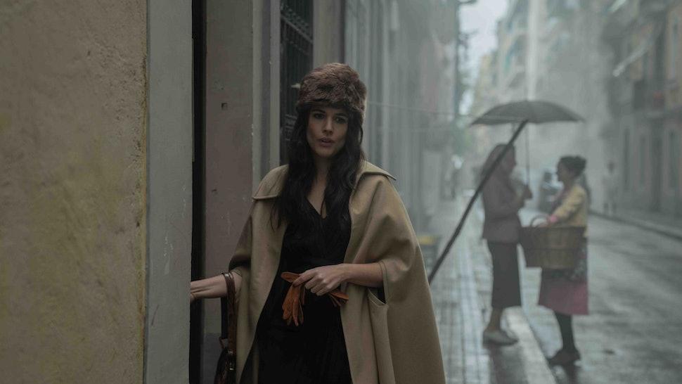 Adriana Ugarte stars as Helena in Netflix's 'Hache.'