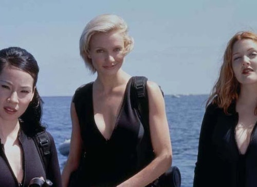 The original Charlie's Angels movie is one of the action movies coming to Netflix this month.