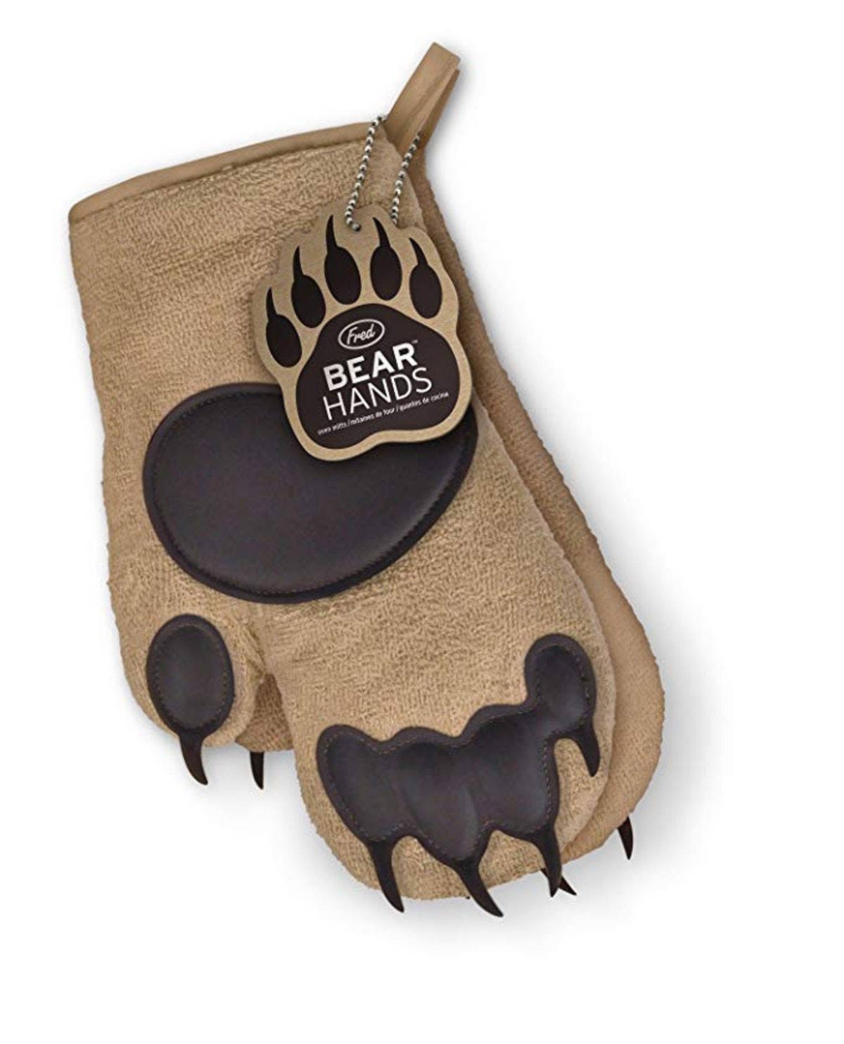 Fred and Friends Oven Mitts Bear