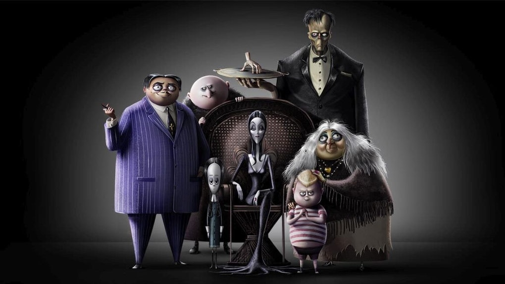 The animated Addams family will welcome you this halloween, when you can watch The Addams Family for $5