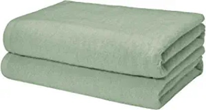 AmazonBasics Quick-Dry Bath Towels