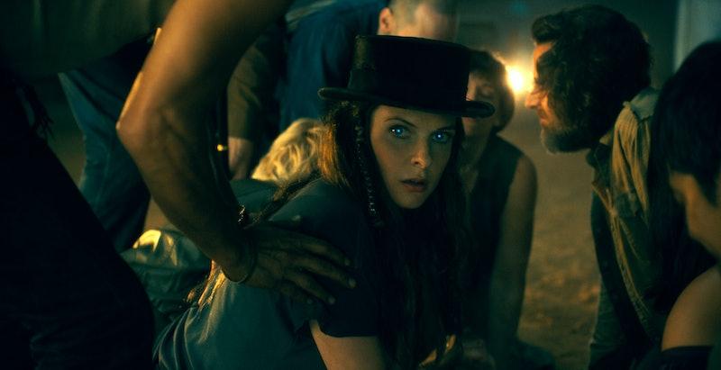 Rebecca Ferguson as True Knot leader Rose the Hat in Doctor Sleep