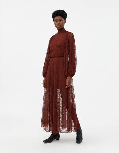 Picasso Long Dress