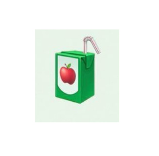 juice box emoji