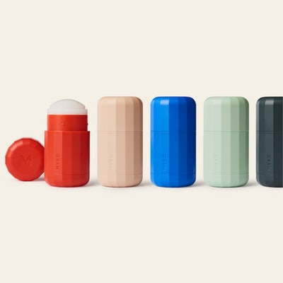 Refillable Deodorant