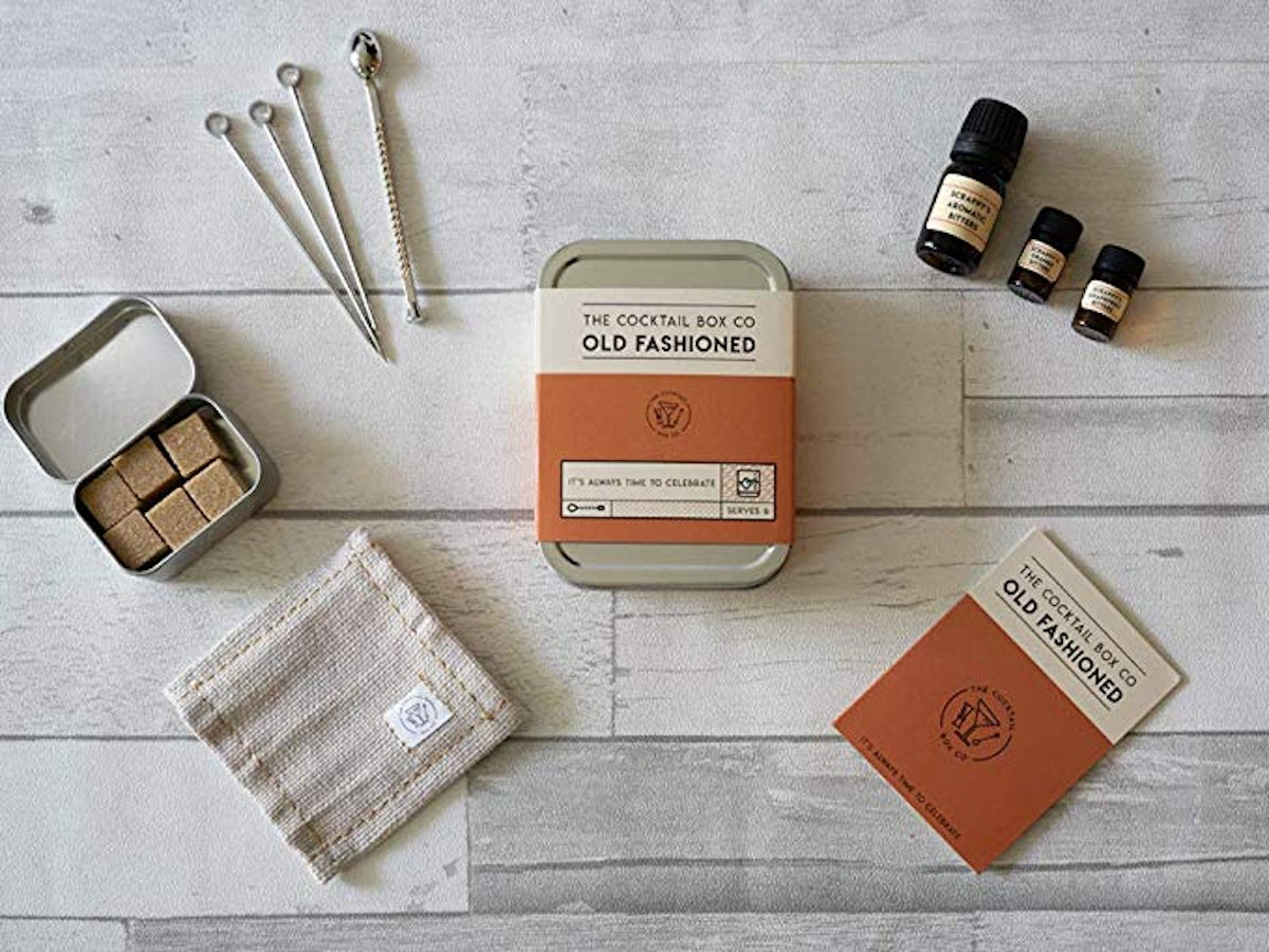 Cocktail Kit - The Old Fashioned
