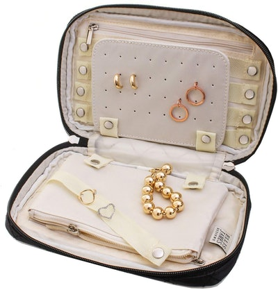 Ellis James Designs Travel Jewelry Organizer