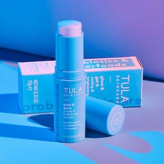TULA Probiotic Skin Care Glow & Get It Cooling & Brightening Eye Balm