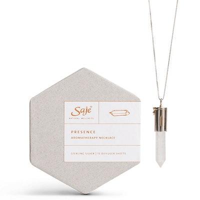 Presence Aromatherapy Necklace