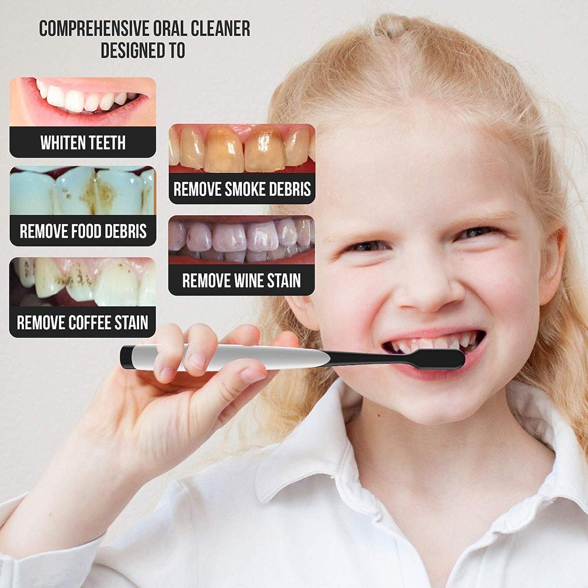 Dental Expert Charcoal Toothbrush (5-Pack)