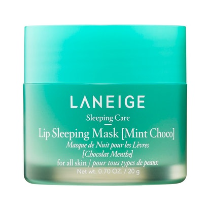 Laneige Lip Sleeping Mask Limited Edition Mint Chocolate Chip