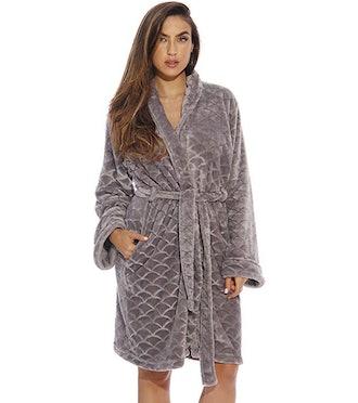 Just Love Velour Robe