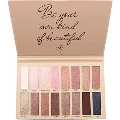 Best Pro Eyeshadow Palette