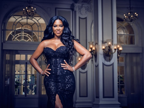 Kenya Moore in the Season 12 promo pics for RHOA