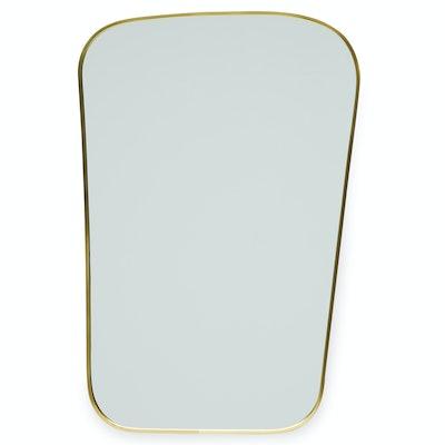Asymmetrical Metal Wall Mirror by Drew Barrymore Flower Home