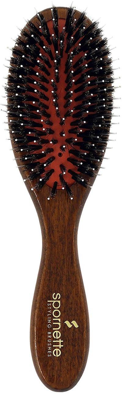 SPORNETTE Boar Bristle Brush