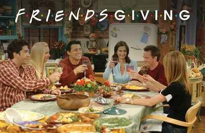 Friends Thanksgiving episodes are coming to theaters this November.