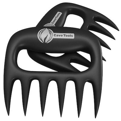 Pulled Pork Shredder Claws - Strongest BBQ Meat Forks - Shredding Handling & Carving Food - Claw Han...